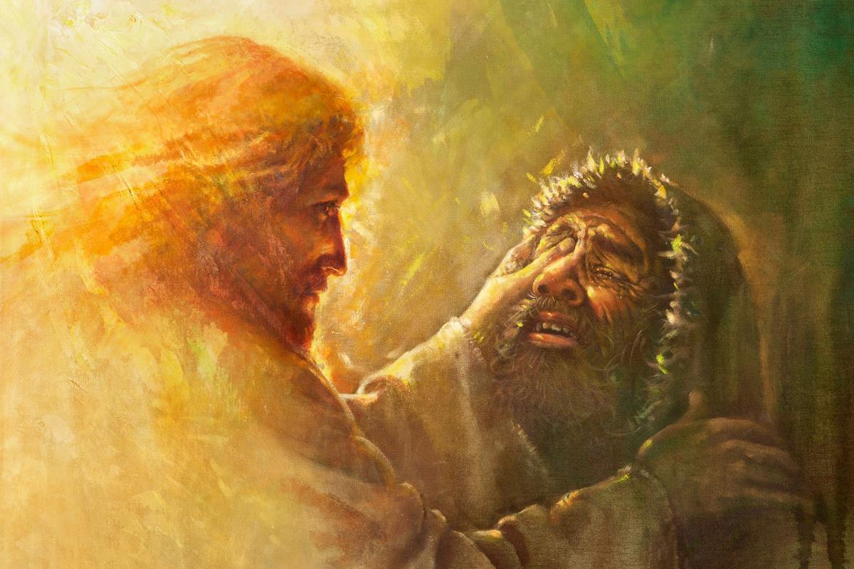 Nghe giảng Chúa nhật 30 năm B (2009 - 2021)