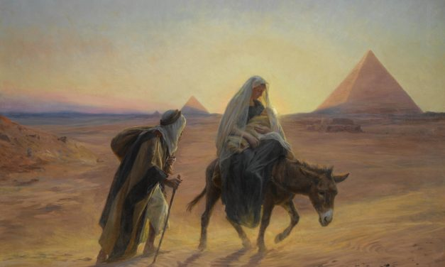 Where Did Mary and Joseph Take Jesus in Egypt?