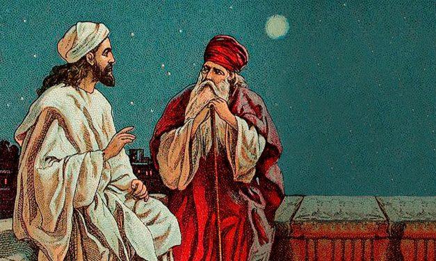 Nicodemus Born Again