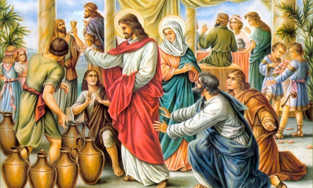 When Jesus Turned Water into Wine