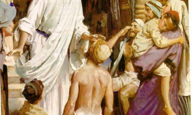 Jesus Casts Out an Unclean Spirit