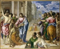 Jesus Heals a Deaf Man With a Speech Impediment