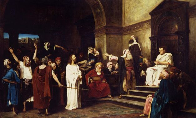 The Illegal Trial of Christ