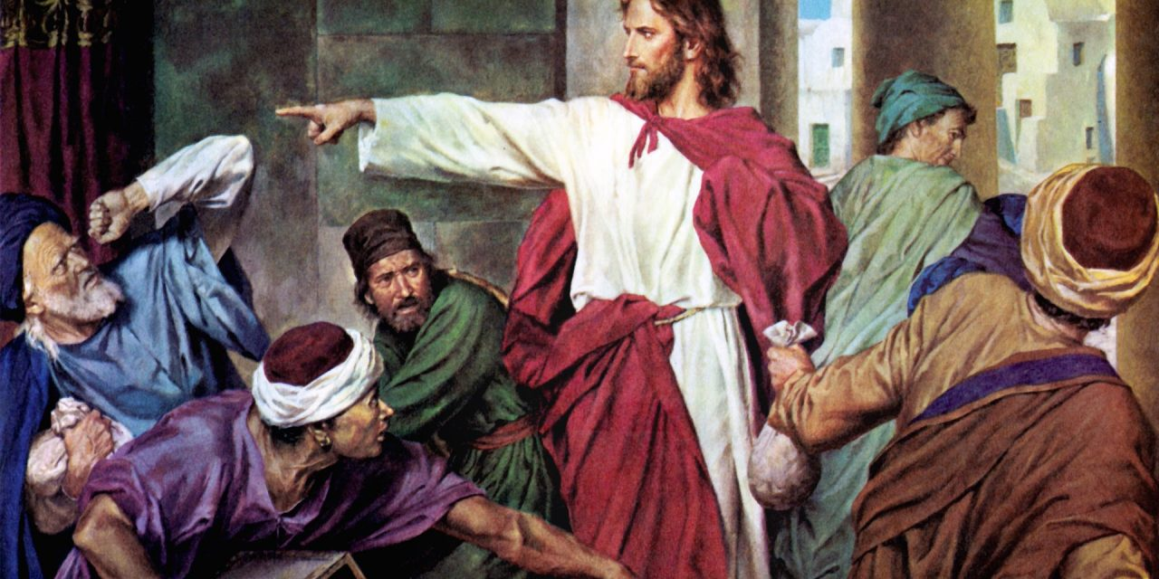 What are some of the hard sayings of Jesus?