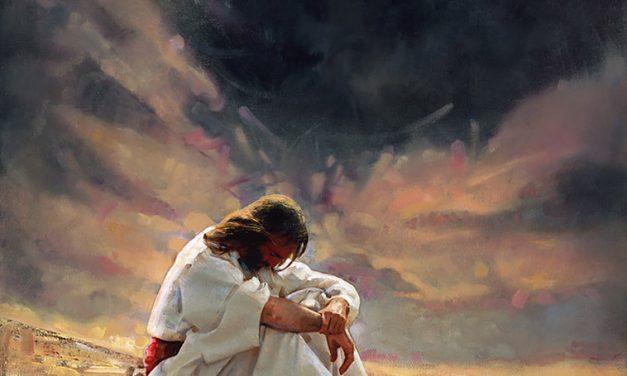 Jesus in the Wilderness – Temptation