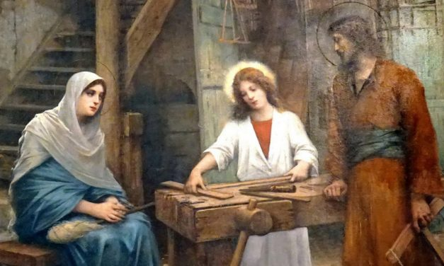 Was Jesus a carpenter?