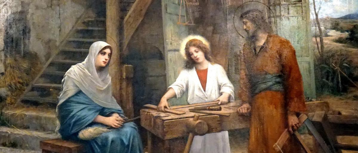 Was Jesus a carpenter?