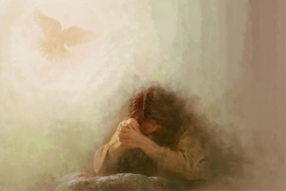 What Did Christ Feel in the Garden of Gethsemane?