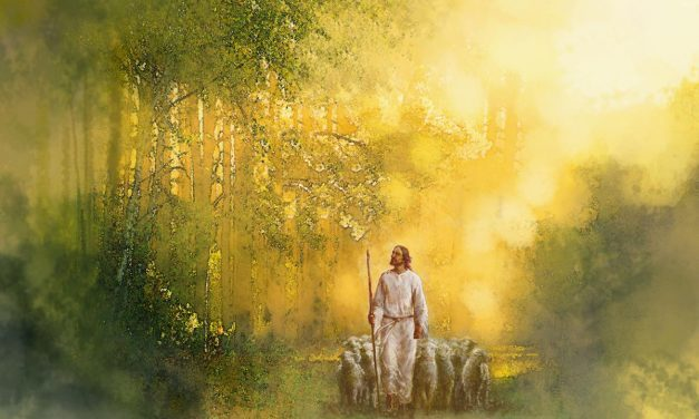 Why is Jesus called the Lamb of God?