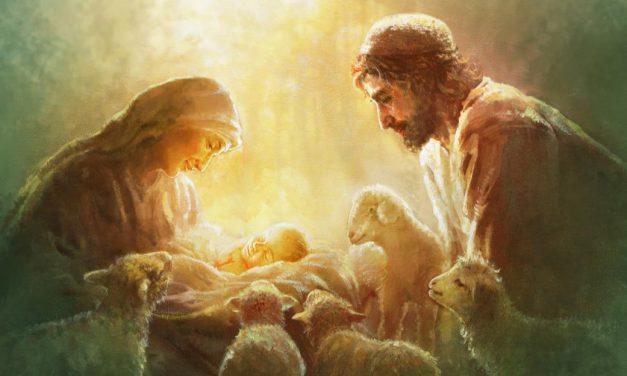 Birth of Jesus Christ: Light of the World