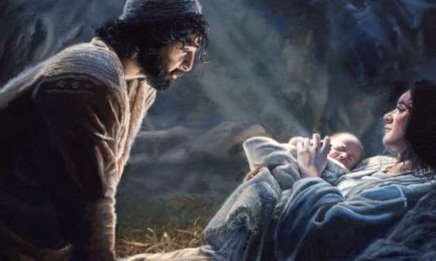 Anna: Witness of Birth of Jesus