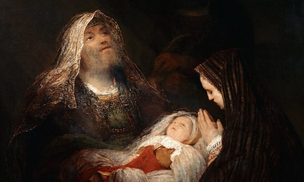 Simeon: A witness of the birth of Jesus Christ?