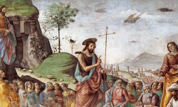 About John the Baptist