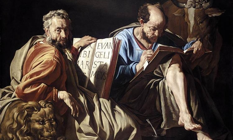 When were the synoptic gospels written?