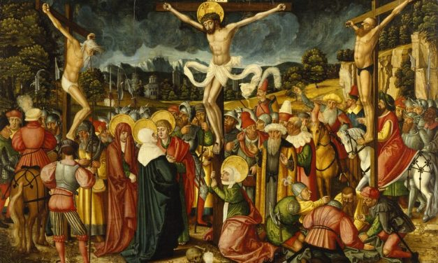 Why did God abandon Jesus on the cross?