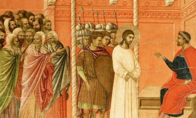 Who is Pontius Pilate?