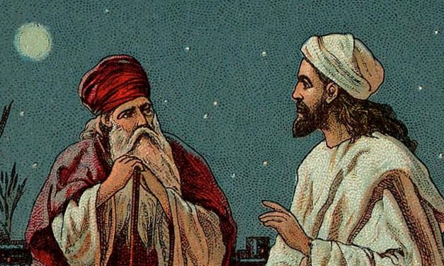 Who is Nicodemus?