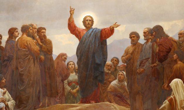 Sermon on the Mount: Love