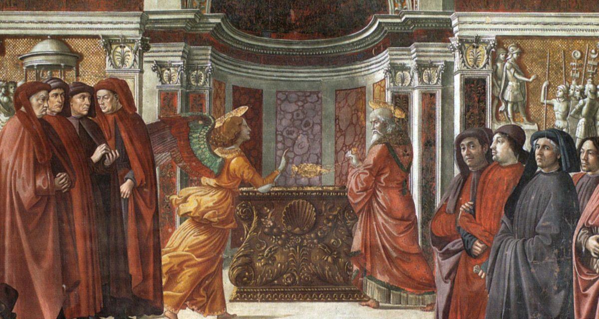 Gabriel: Witness of Christ's Birth?