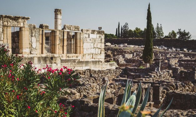 Capernaum at the Time of Jesus
