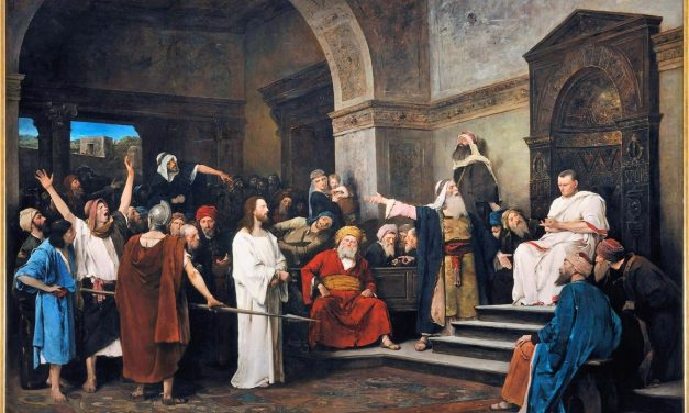 Was Pilate a Christian?