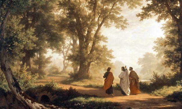 The Appearance of Jesus on the Road to Emmaus