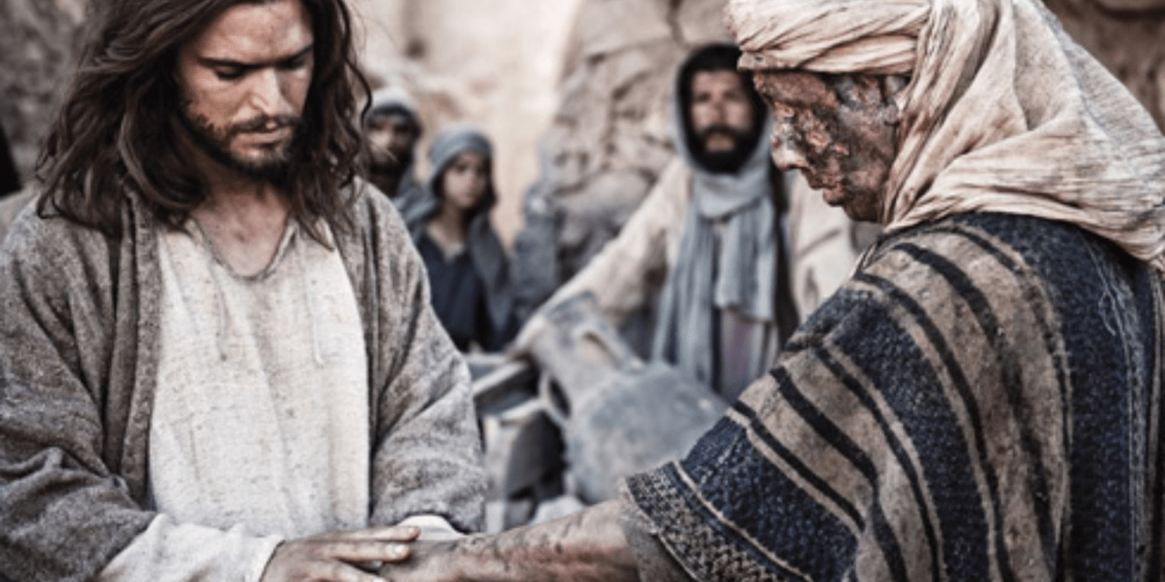 Jesus Heals on the Sabbath – Man with Withered Hand