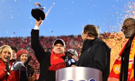Chiefs CEO Gives the Glory to God After AFC Championship Win