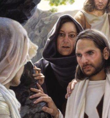 Jesus Raises Lazarus from the Dead