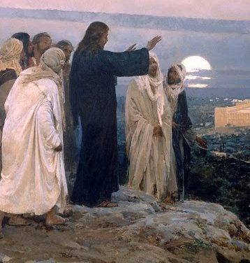 The Destruction of Jerusalem Foretold