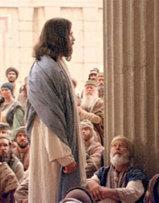 The Sanhedrin Challenges Jesus' Authority