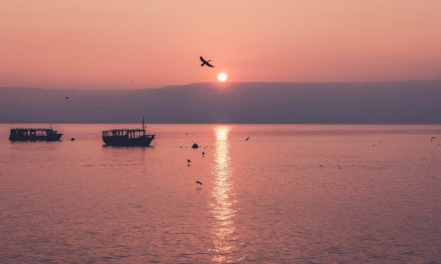Some Good News: After Years of Drought, the Sea of Galilee is Full