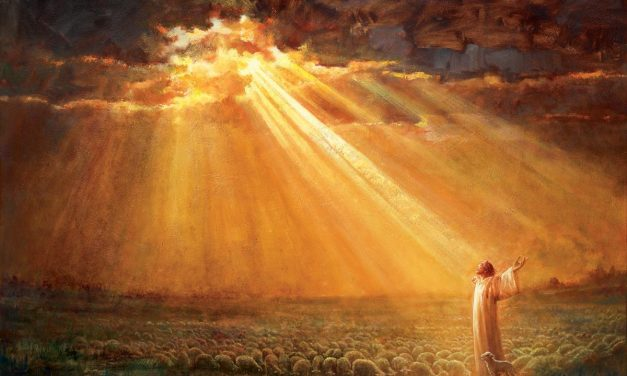 Jesus Teaches About His Death: Those Who Receive The Son Receive the Father
