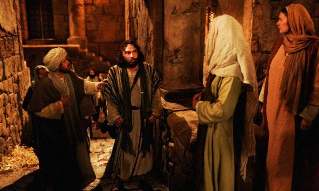 Peter Denies Christ
