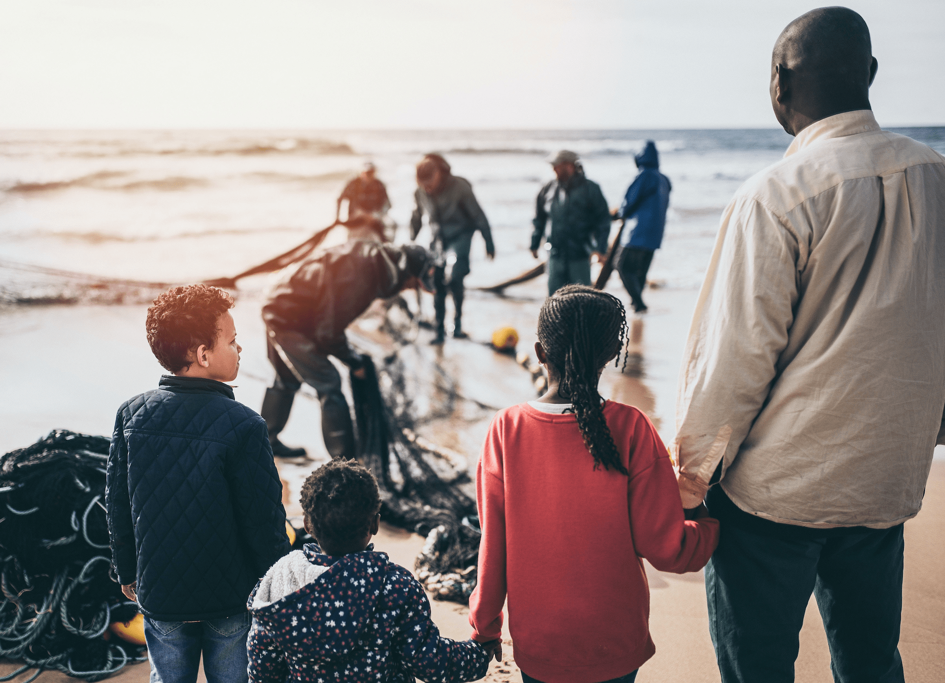 What did Jesus teach about immigrants and refugees?