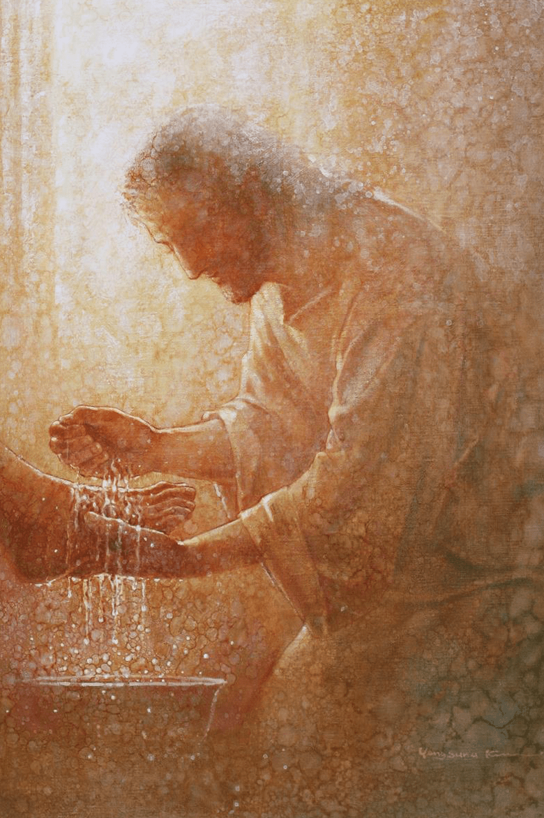 What did Jesus teach us about charity?